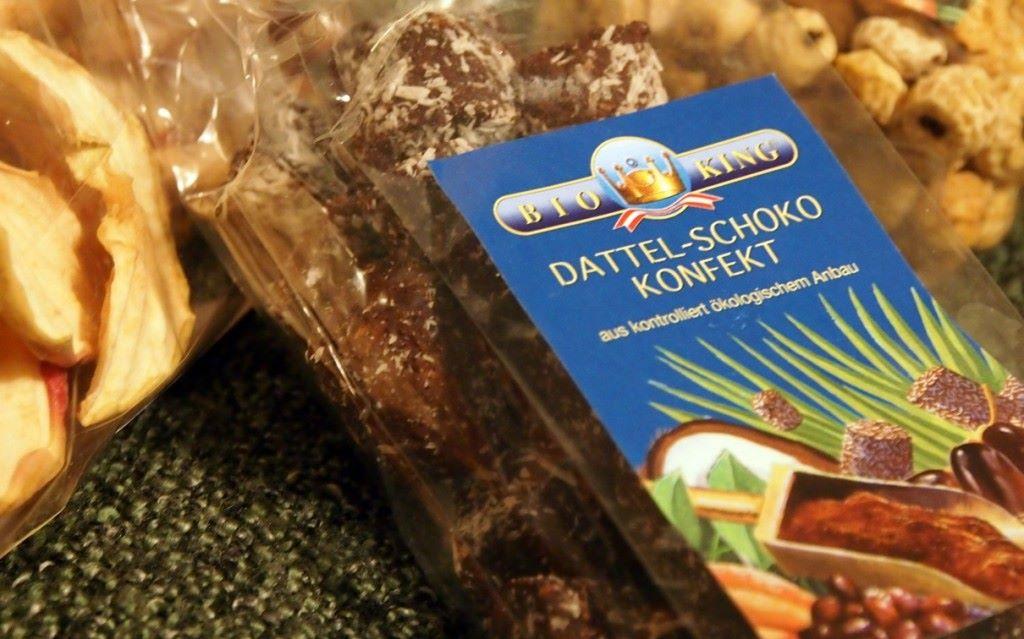 Taateli-suklaakonvehdit - oon sanaton <3