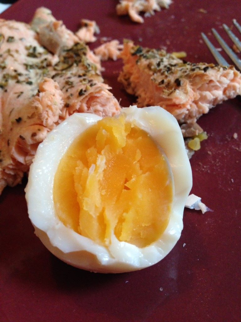 Täydellinen kananmuna! :D