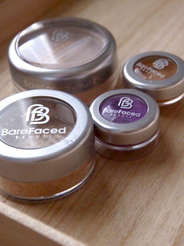 BareFaced mineraalimeikki