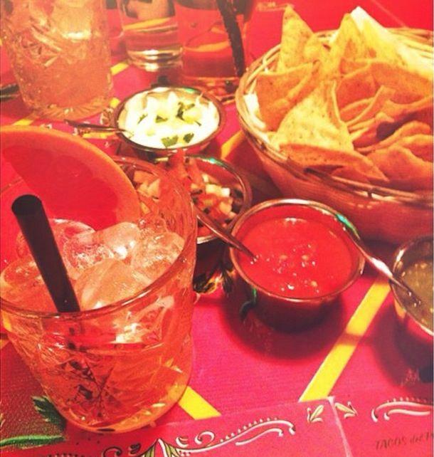 Meksikolainen ravintola Pueblo