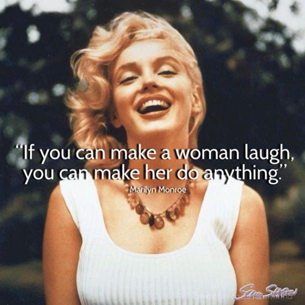 Marily Monroe -sitaatti
