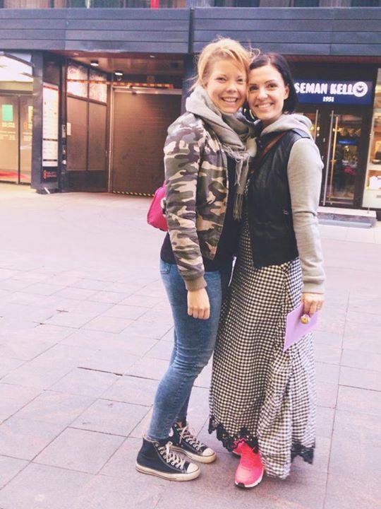 Aino ja Monna