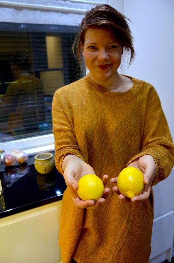 Aino ja sitruunat