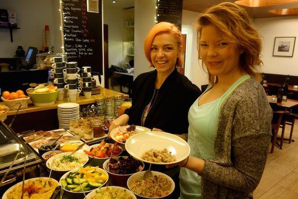Deli Cafe Maya, Punavuori, Helsinki