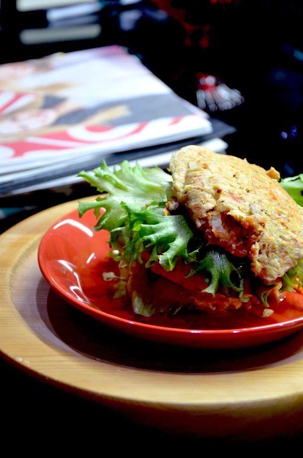 Tofu-kasvispihvit