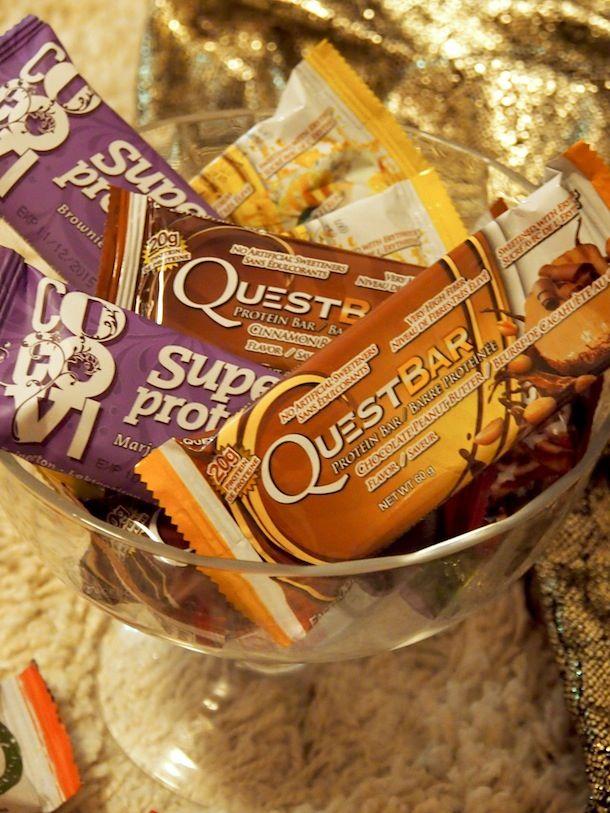 QuestBar, proteiinipatukka