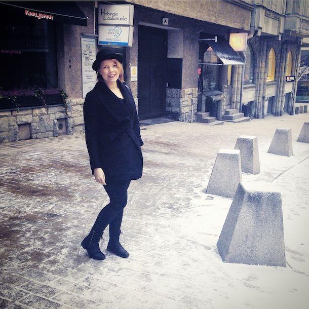 Aino - (kukka)hattutäti