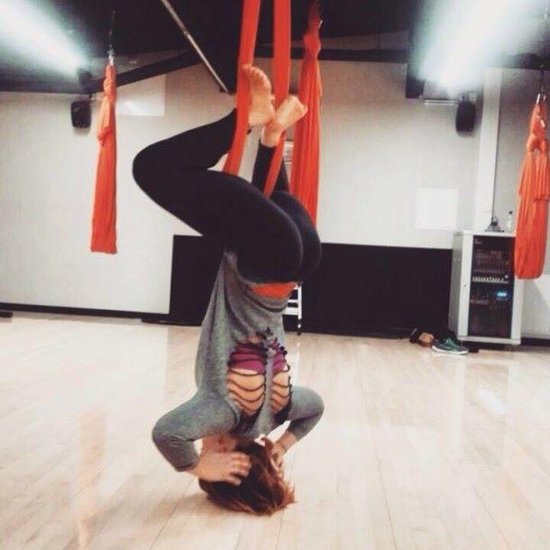 Air yoga, Esport Bristol