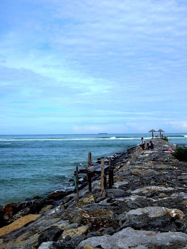 Lhoknga Beach, Banda Aceh, Indonesia
