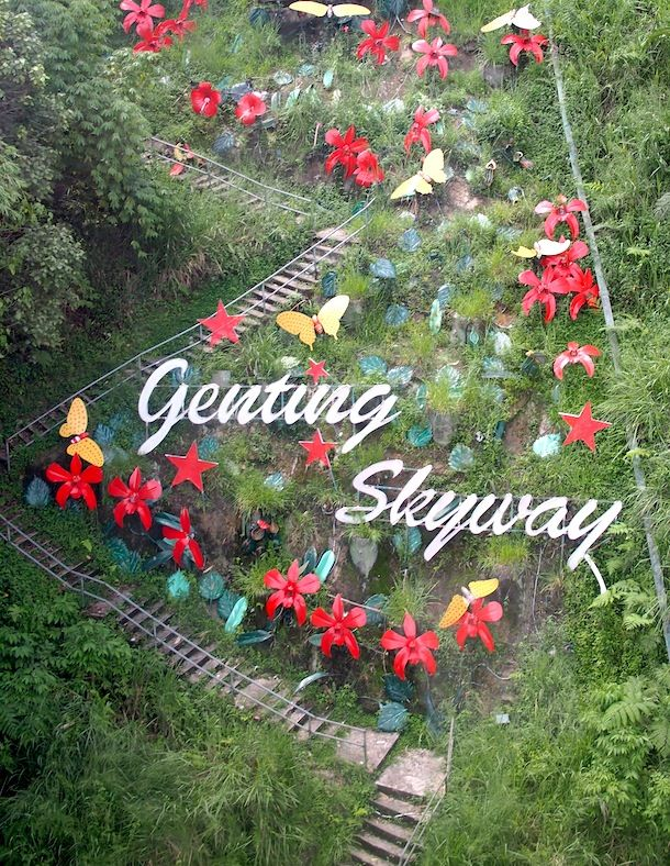 Genting Highlands, Malesia