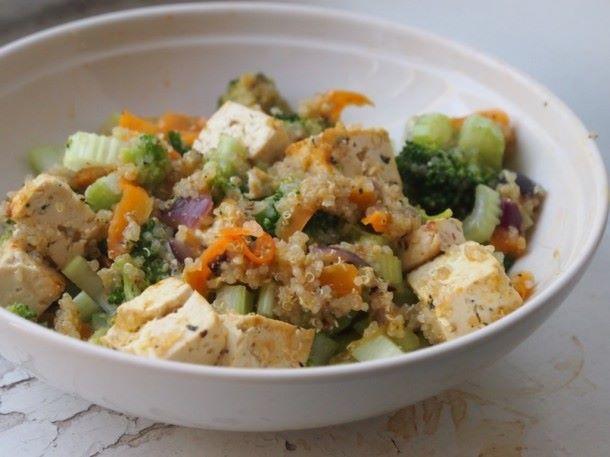 Detox-salaatti
