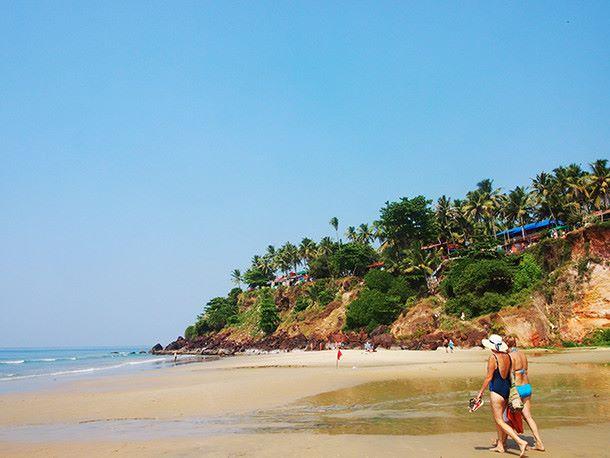 Intia, Kerala, Varkala