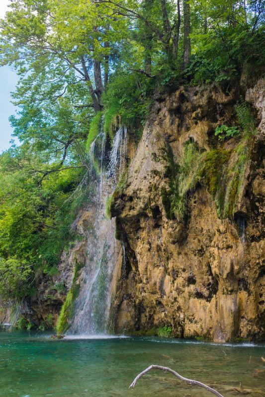 Kroatia, Plitvice