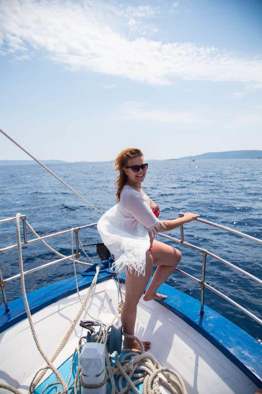 Kroatia, saarihyppely