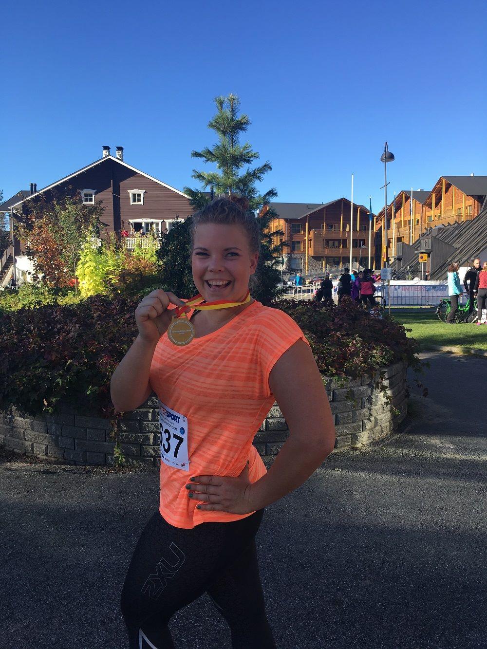 Ruskamaraton 2016