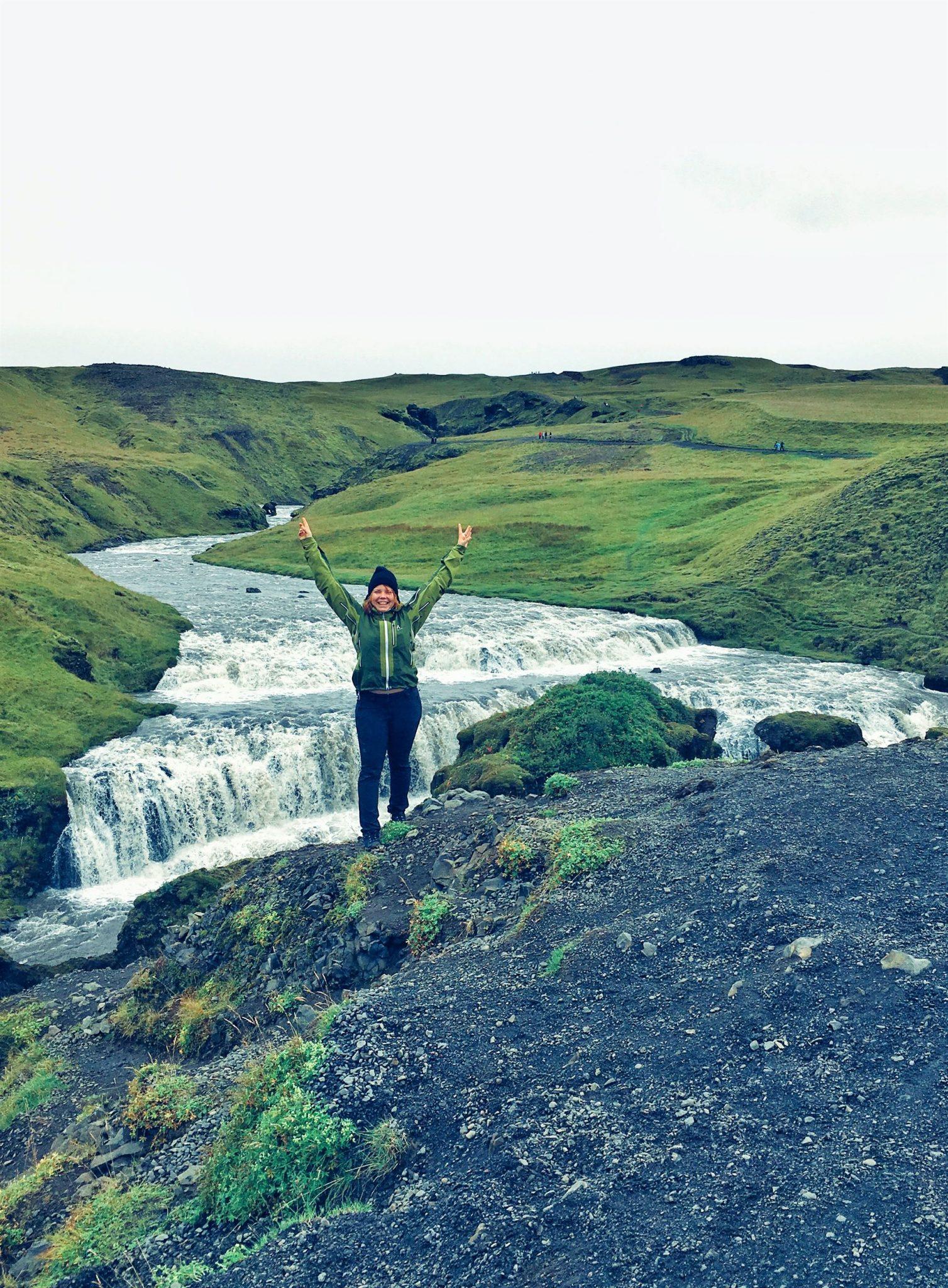 Matkamuisto, Islanti